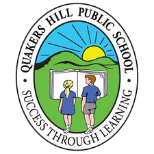 Quakers Hill Public School logo